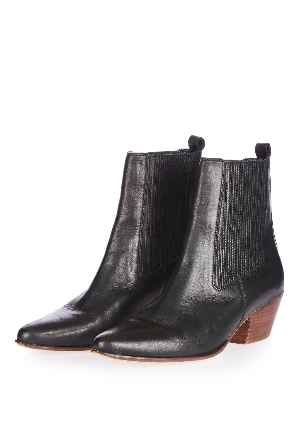 ACE Western Ankle Boots £69.00 topshop.com