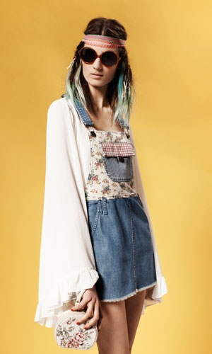 Top Shop SS11 Collection