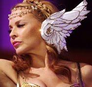 """Kylie Minogue's """"Aphrodite – Les Folies"""" Tour Costumes by D & G"""