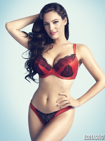 Kelly Brook 'New Look' Lingerie Photoshoot 2014