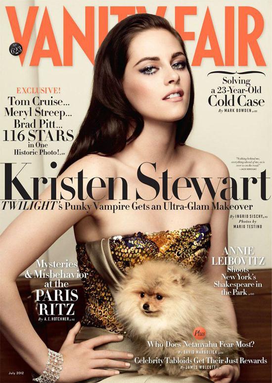 Kristen Stewart for Vanity Fair Magazine