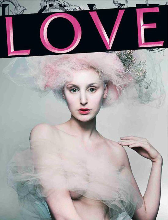 Downton Abbey Ladies for Love Magazine