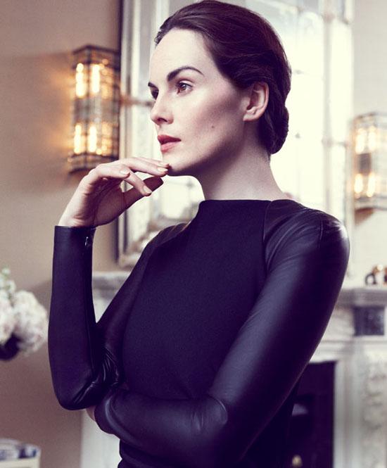 Michelle Dockery for Harper's Bazaar Magazine