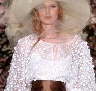 Oscar De La Renta Bridal Collection Spring 2012