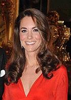 The Duchess Of Cambridge Wows In Red At Fundraising Gala