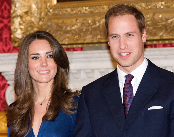 Kate Middleton&#8217;s First Fashion Engagement