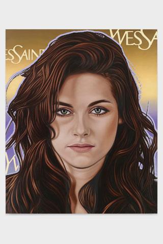Robert Pattinson & Kristen Stewart Inspire Art Exhibition 'Most Wanted'
