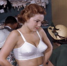 Designing and Modelling Lingerie in New York 1949 – PICTURES