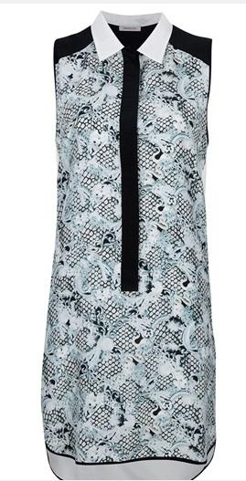 LUXE Shirt Dress