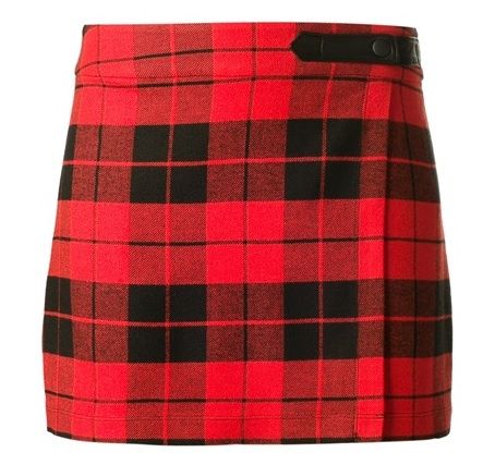 TRENDS: The Mini Kilt