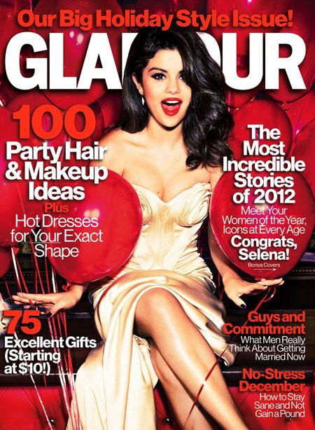 Selena Gomez for Glamour Magazine