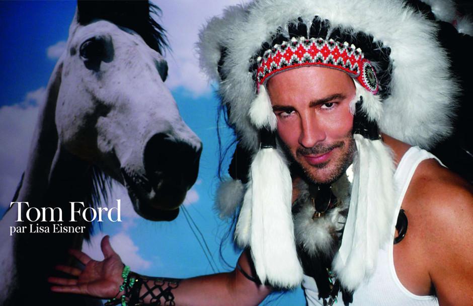 Tom Fords Vogue Editorial