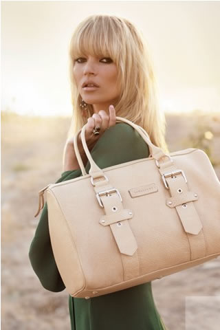 Kate Moss for Longchamp – New Collection