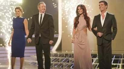 X Factor Judges Cheryl And Dannii Both Wow In Last Nights Style-Off