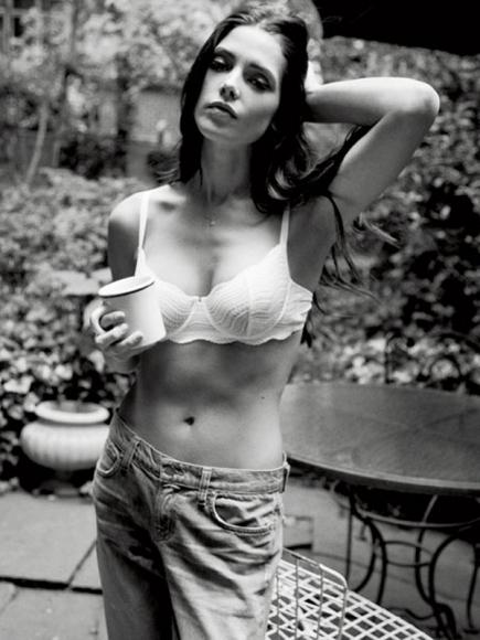 Ashley Greene for Esquire Magazine