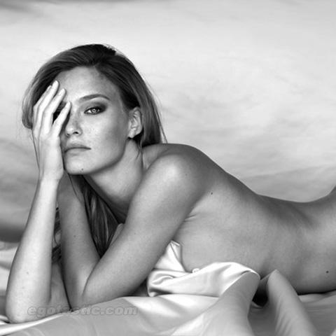 Bar Refaeli (Covered) Nude Eyel Nevo Photoshoot