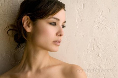Bond Girl Bérénice Marlohe (Covered) Topless Photoshoot