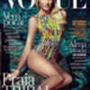 Candice Swanepoel nude for Vogue Brasil