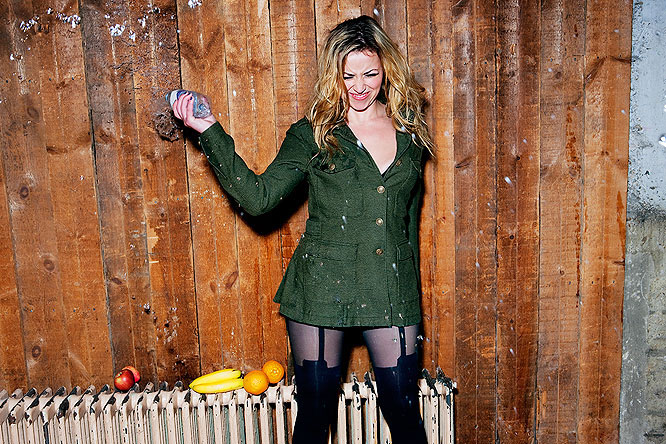 Charlotte Church Looks Fruity In Esquire Photoshoot – Pictures