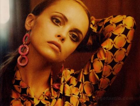 Christina Ricci In Nylon Magazine