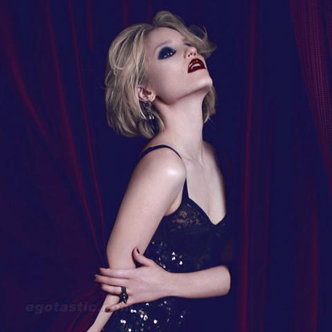 Dianna Agron in Flaunt Magazine