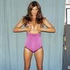 Helena Christensen Topless in Futureclaw Magazine Summer 2013