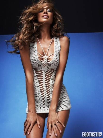 Irina Shayk Shoot by Dusan Reljin (NSFW)