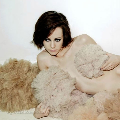 Jena Malone Poses NUDE for S-Magazine