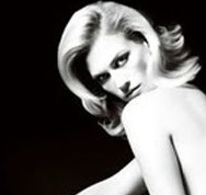 January Jones Versace Spring 2011 Campaign Preview