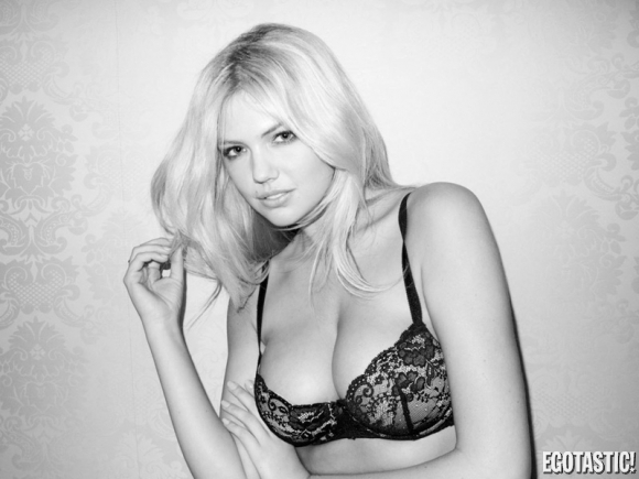 May 1st, 2012. Kate Upton poses in bikinis and lingerie for Terry Richardson ...