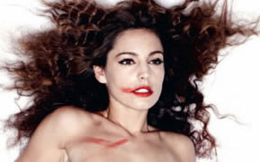 Kelly Brook Is Naked In Ben Hasset Photoshoot for Exhibition Magazine &#8211; Pictures (NSFW)