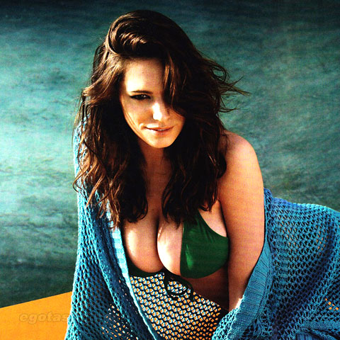 august 2010 esquire photoshoot. Kelly Brook In Esquire – More