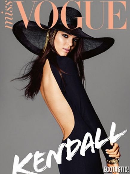 Kendall Jenner in Miss Vogue Australia #3 Photoshoot