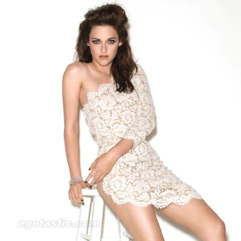 Kristen Stewart For Glamour Magazine – Pictures