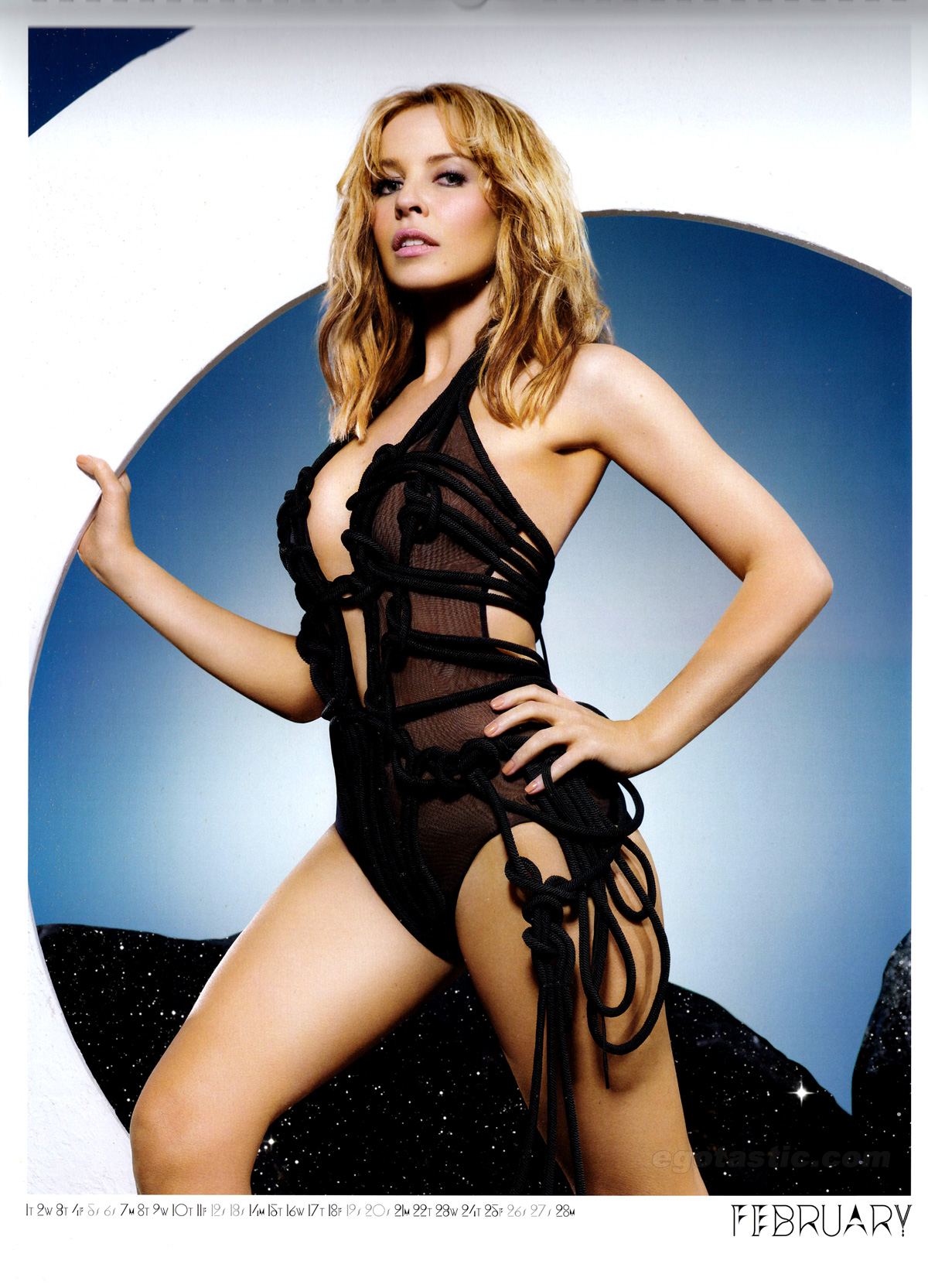 Kylie Minogue 2011 HOT Calendar Shoot – Pictures