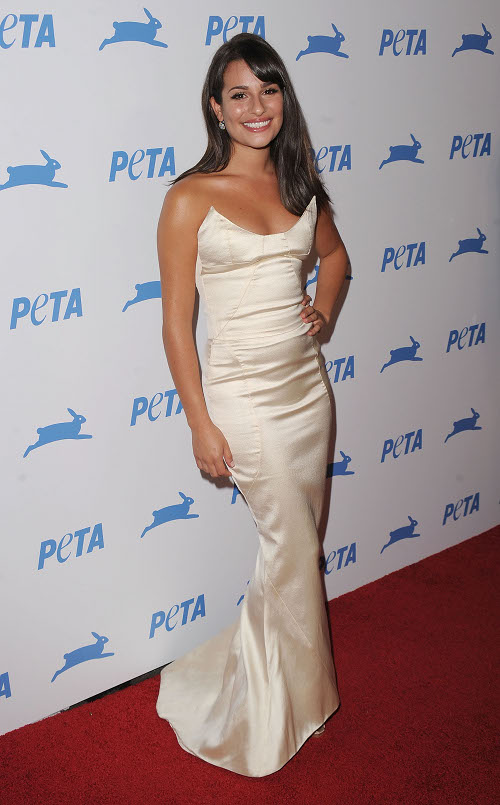 PETA'S 30th Anniversary Gala – Red Carpet Pictures