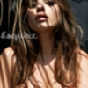 Mila Kunis Covered Topless Photoshoot in Esquire Magazine