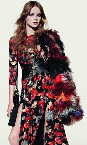 Topshop A/W 11 Collection