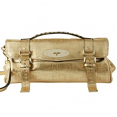 Mulberry's Alexa Goes Gold