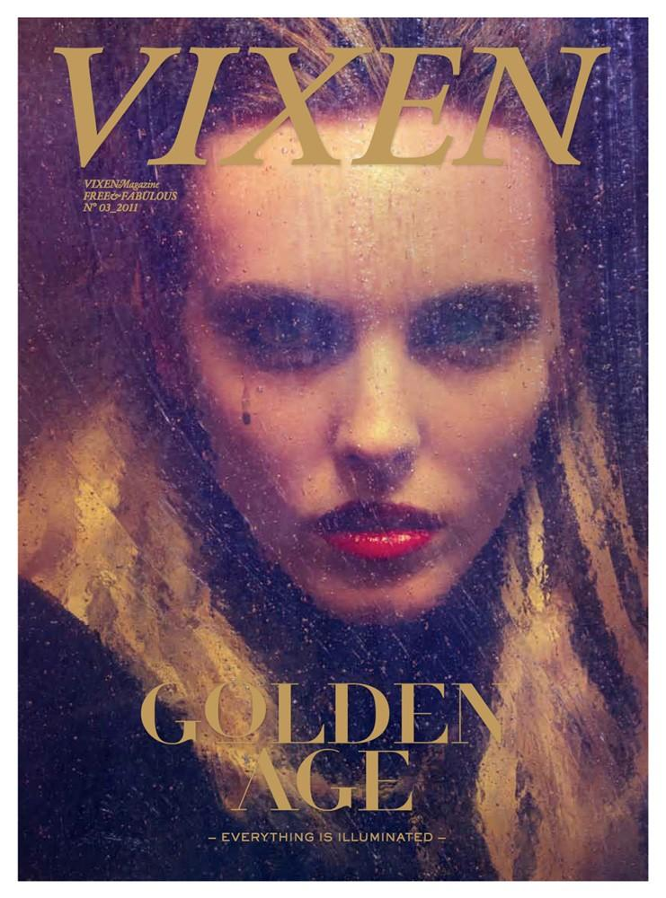 Myf Sheperd: Vixen Magazine Issue 3 '11 (NSFW)
