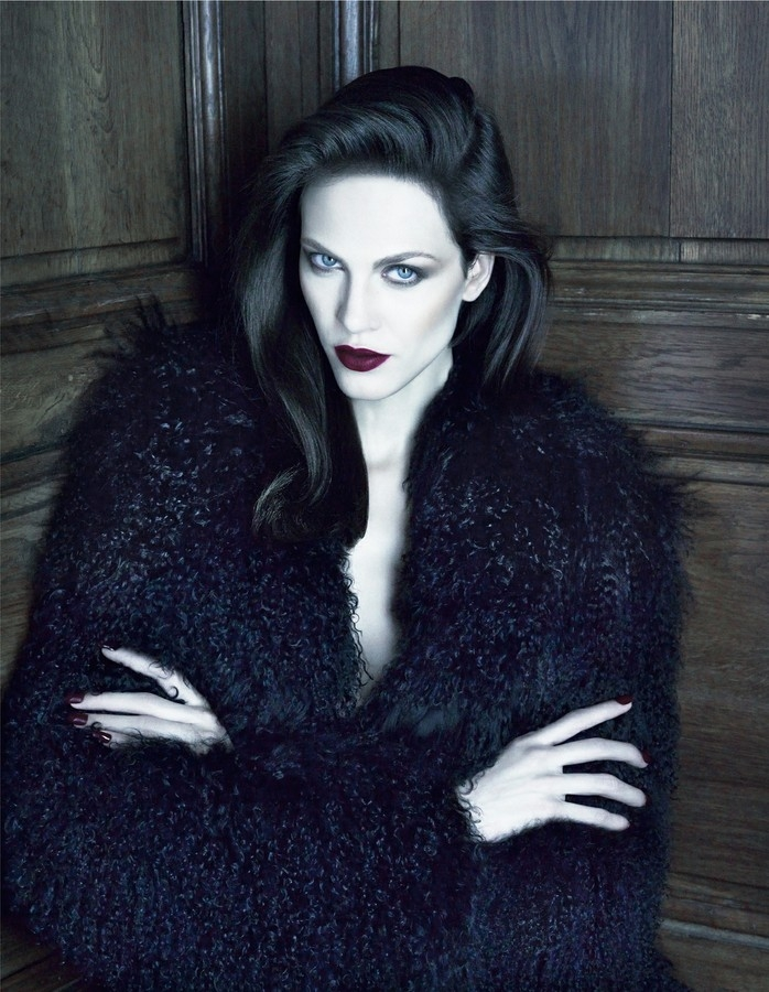 Aymeline Valade For Numero 125 August '11 (Editor Notes Some Nudity)