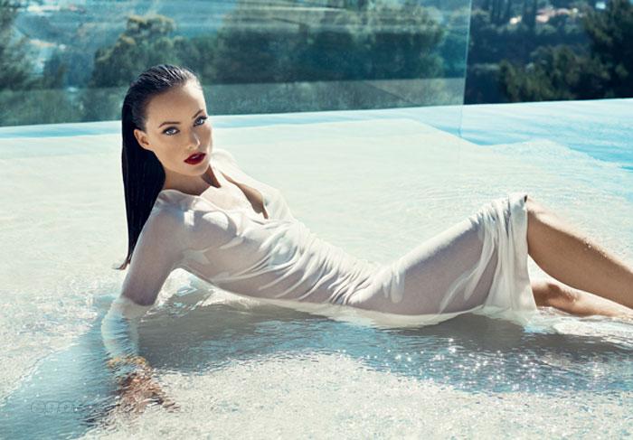 Olivia Wilde In Sexy Vanity Fair Shoot – Pictures