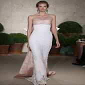 Oscar De La Renta Bridal Collection Spring 2011 &#8211; In Pictures