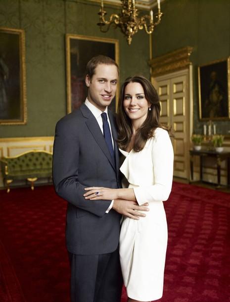 Kate Middleton – No Dress Yet