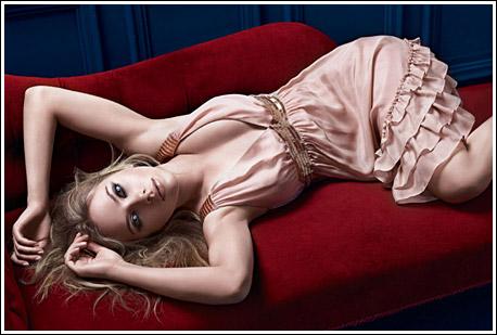 Scarlett Johansen Looks Hot in Mango Ad Campaign – Pictures