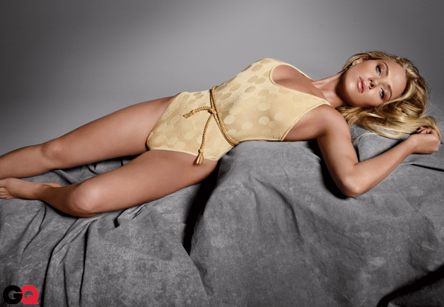 Babe Of The Year Scarlett Johansson Poses In GQ Photoshoot – Pictures