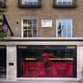 Solange Azagury-Partridge opens Mayfair flagship store