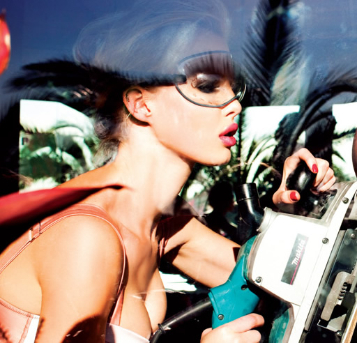 Treats Magazine 'Build Me A Woman' (NSFW)