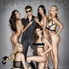Robin Thicke Poses With Naked Babes – Again
