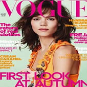 Miu Miu Wins In The Style Stakes As Vogue & Elle Put Same Dress On Cover